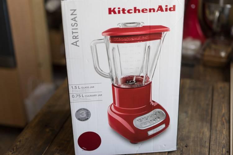Обзор стационарного блендера Kitchen Aid с двумя чашами, блог и интернет-магазин andychef.ru