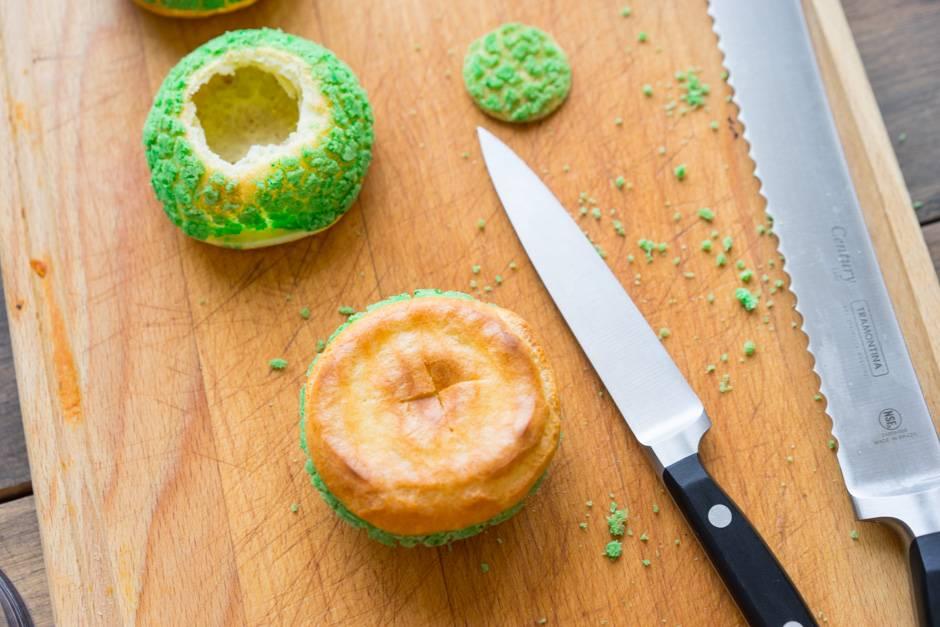 Французские заварные пирожные Шу с тестом craqueline, пошаговый рецепт с фото, блог и интернет-магазин с доставкой по России, andychef.ru