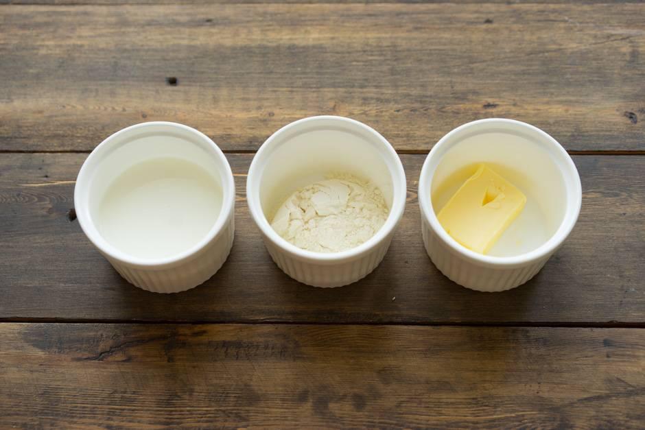 Как приготовить соус бешамель для пасты, пошаговый рецепт с фото, блог и интернет-магазин andychef.ru