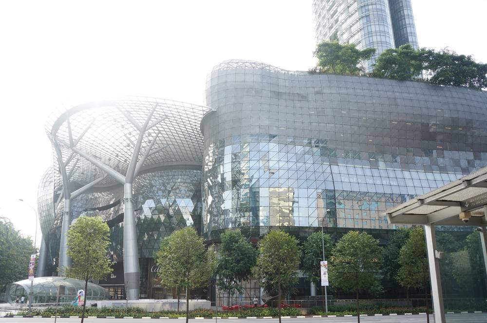 Путешествия в Сингапур, гостиница Marriott, обзор и впечатления, фотографии