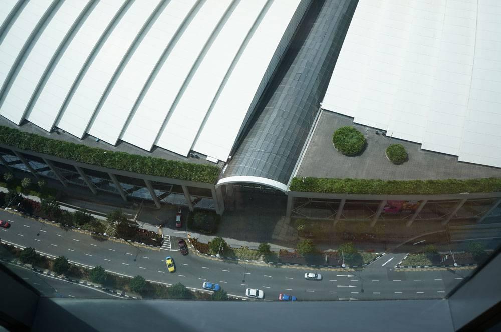 Путешествия в Сингапур, гостиница Marina Bay Sands, обзор и впечатления, фотографии