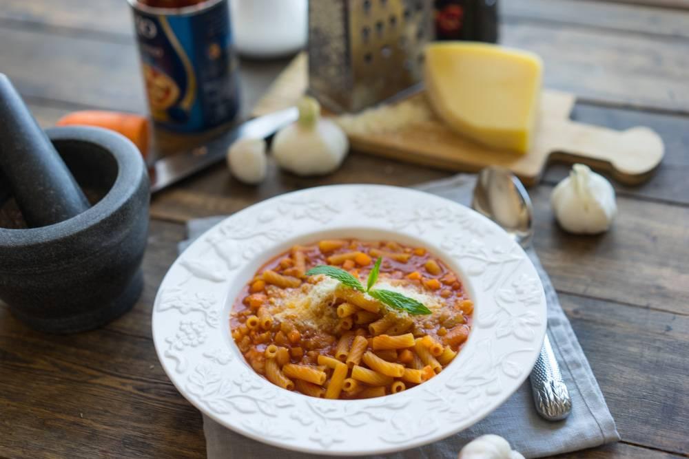 Как приготовить пасту с фасолью и томатным соусом, пошаговый рецепт с фото, блог и интернет-магазин andychef.ru