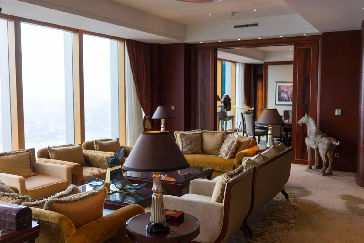 Отель Pudong Shangri-La (Шанхай, Китай), обзор номеров, ресторанов и территории отеля, блог о путешествиях и еде, интернет-магазин andychef.ru