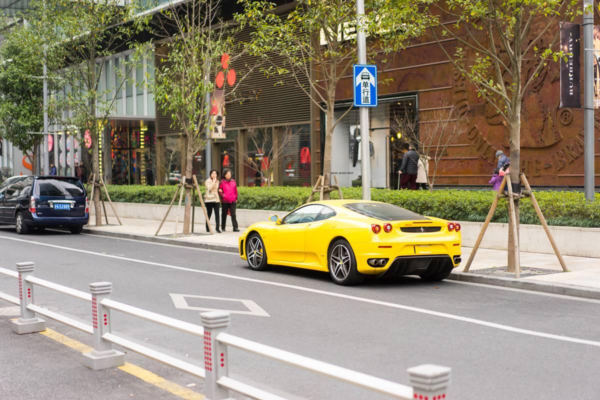 обзор и отзывы на отель Jing An Shangri-La (Шанхай, Китай)