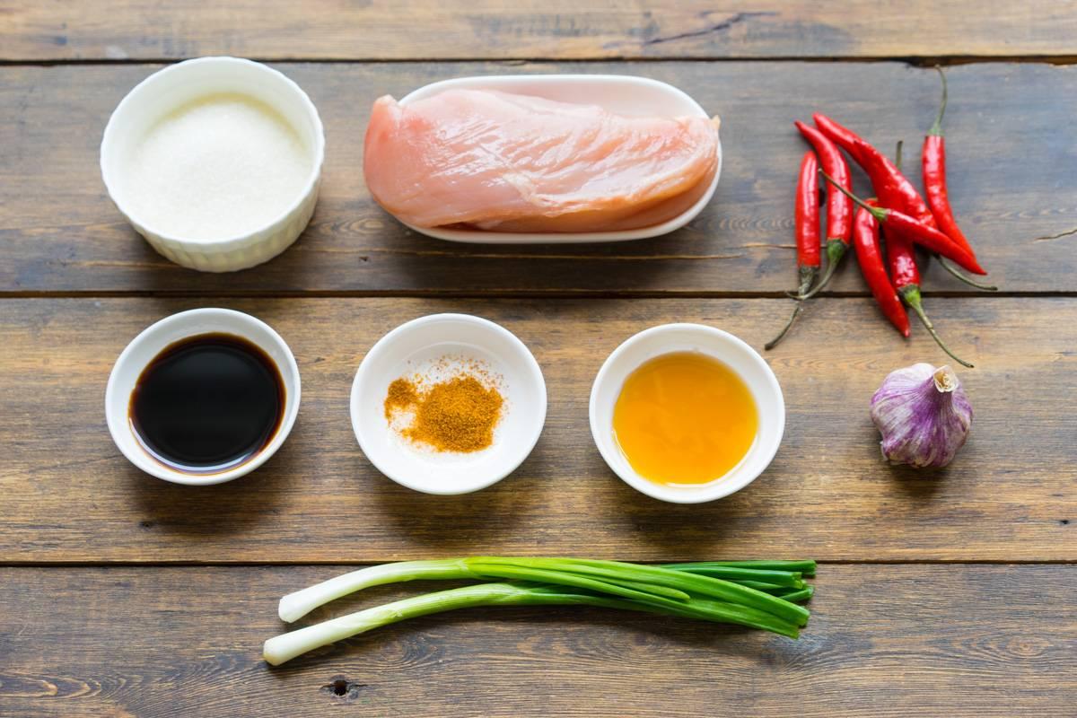 Как приготовить курицу гунбао (кунг пао), пошаговый рецепт с фото, китайская кухня, блог и интернет-магазин andychef.ru