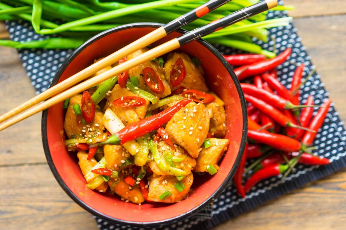 Рецепт пошагово китайских блюд