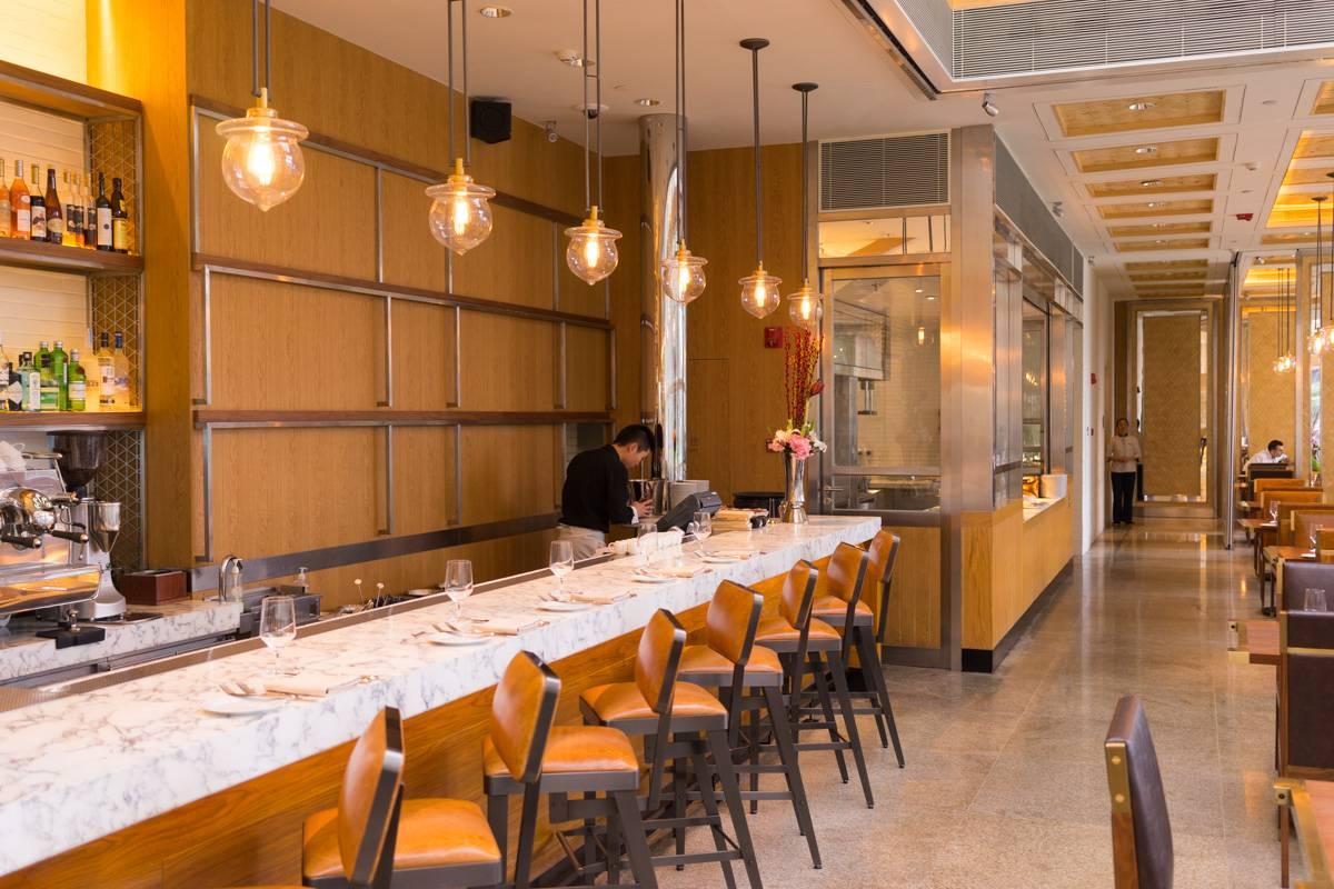 Ресторан итальянской кухни, средиземноморская кухня, Шанхай, Calypso ресторан