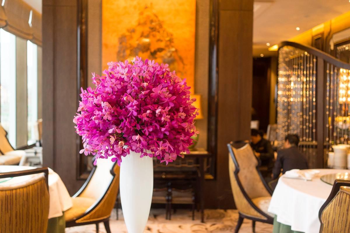 Ресторан Summer Palace s Шанхае, путешествие в Шанхай