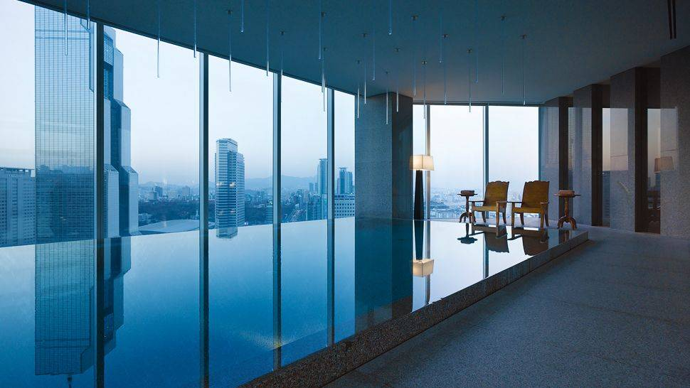 Отель Park Hyatt Seoul, Сеул, Корея, обзор отеля, отзыв, впечатления, фото, блог о путешествиях andychef.ru