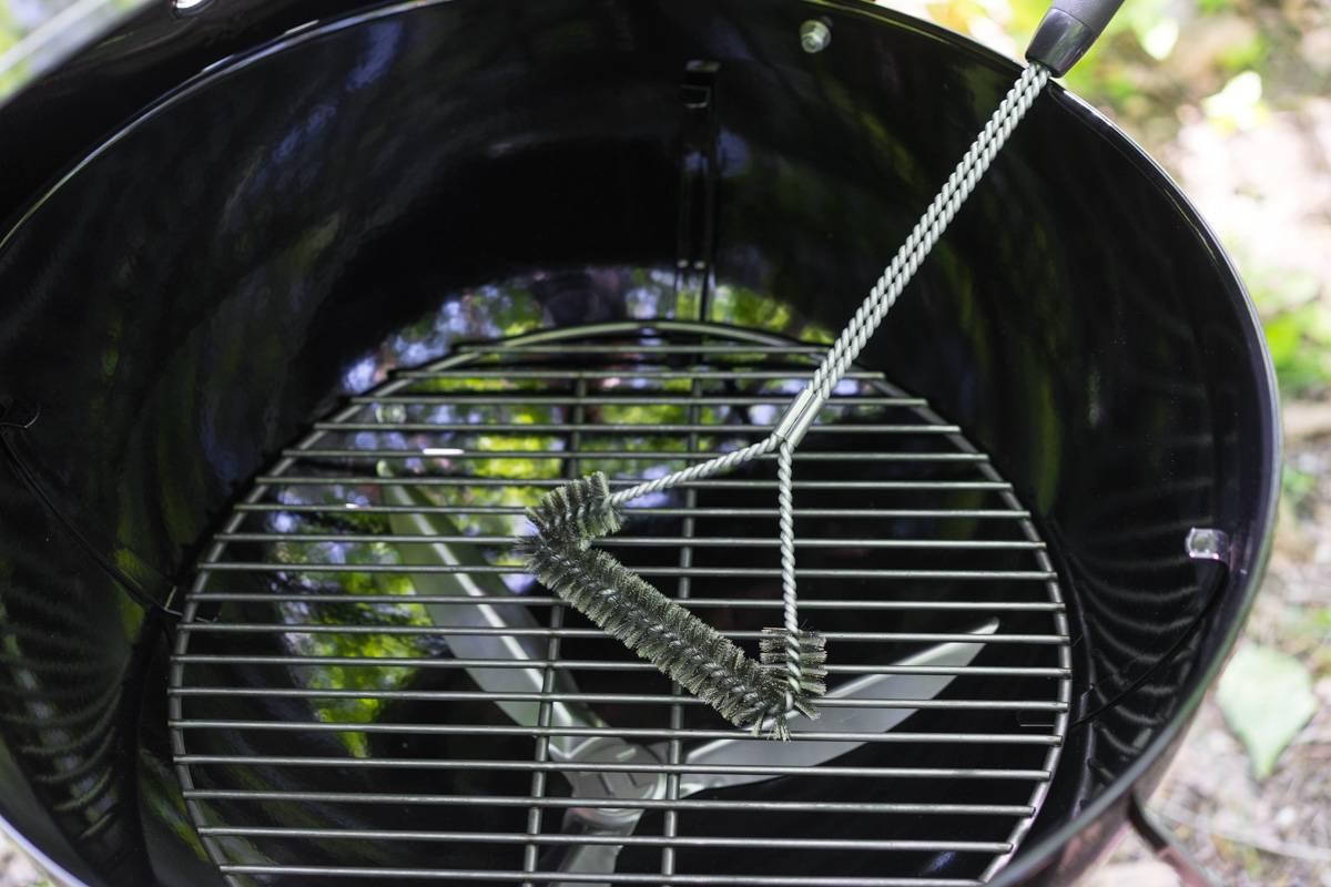 Обзор с фото угольный сферический гриль Weber, как готовить на гриле, угольные грили, обжарка мяса, блог и интернет-магазин для кондитеров andychef.ru