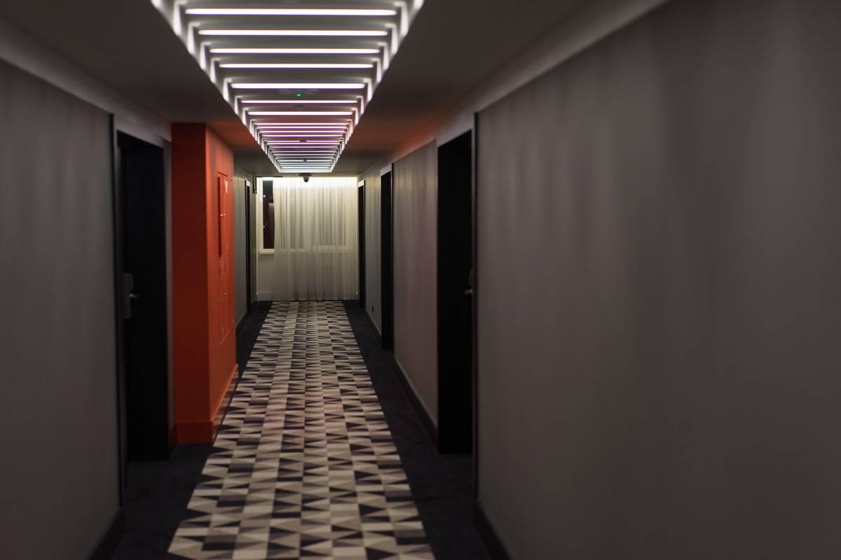 Отель Azimut Владивосток, обзор отеля в блоге