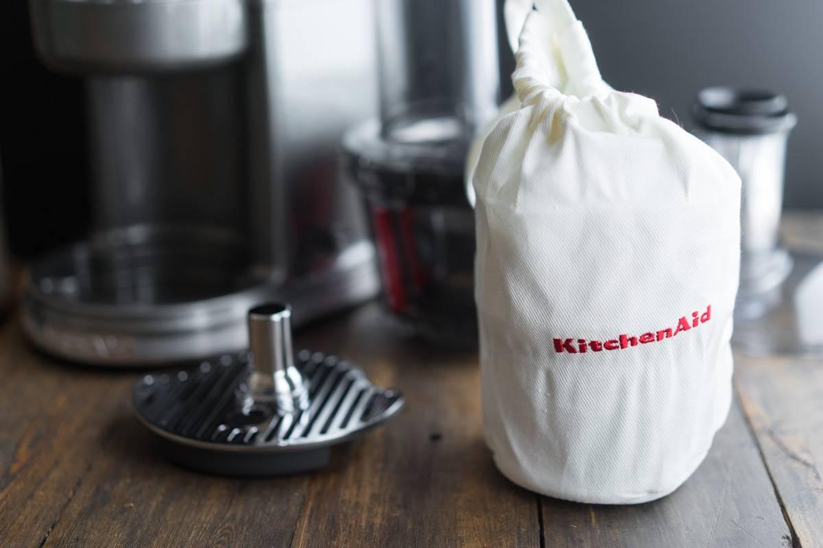 Шнековая соковыжималка Kitchen Aid, обзор с фото, отзыв о шнековой соковыжималке, блог andychef.ru
