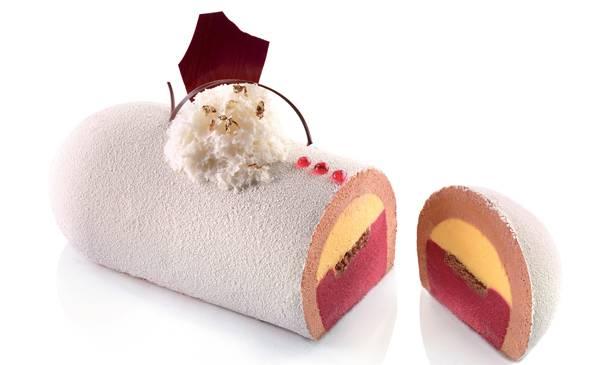 Муссовых тортов в силиконовых формах