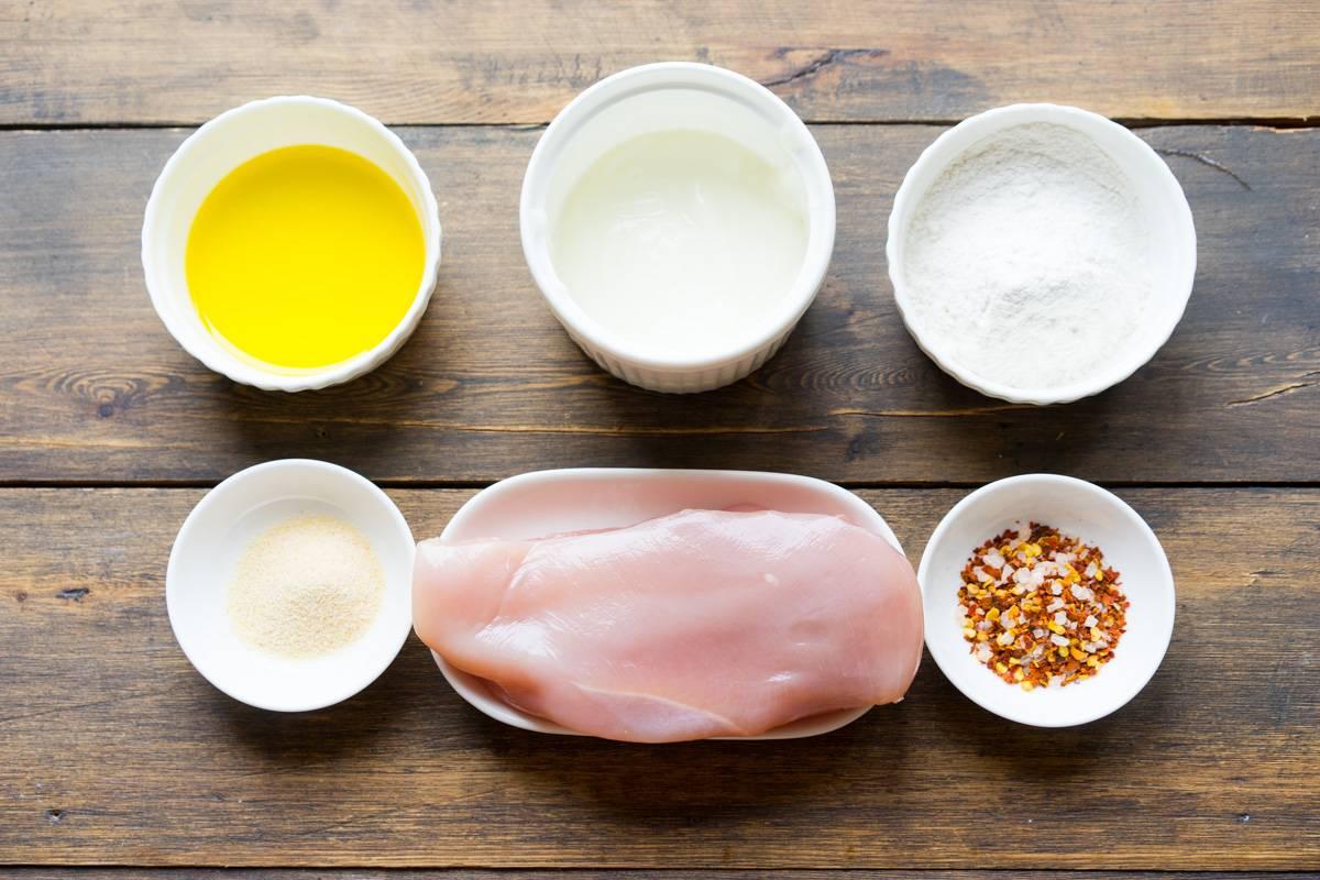 Как приготовить наггетсы, куриный поп-корн, острый, пошаговый рецепт с фото, блог и интернет-магазин для кондитеров andychef.ru