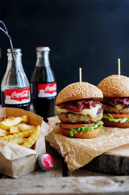 гамбургер рецепт оригинальный
