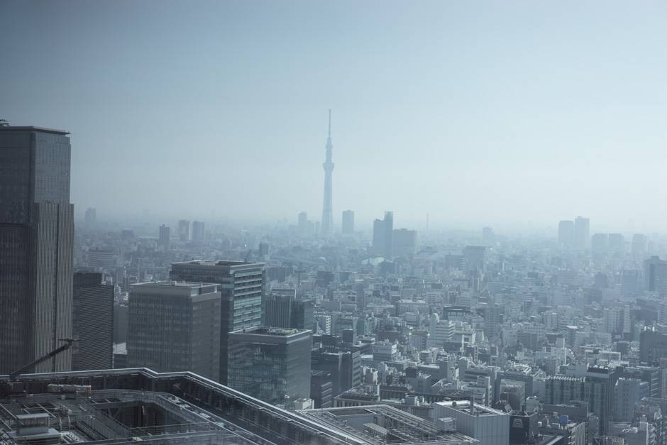 Путешествия в Токио, Японию, обзор Токио, фотографии и описание
