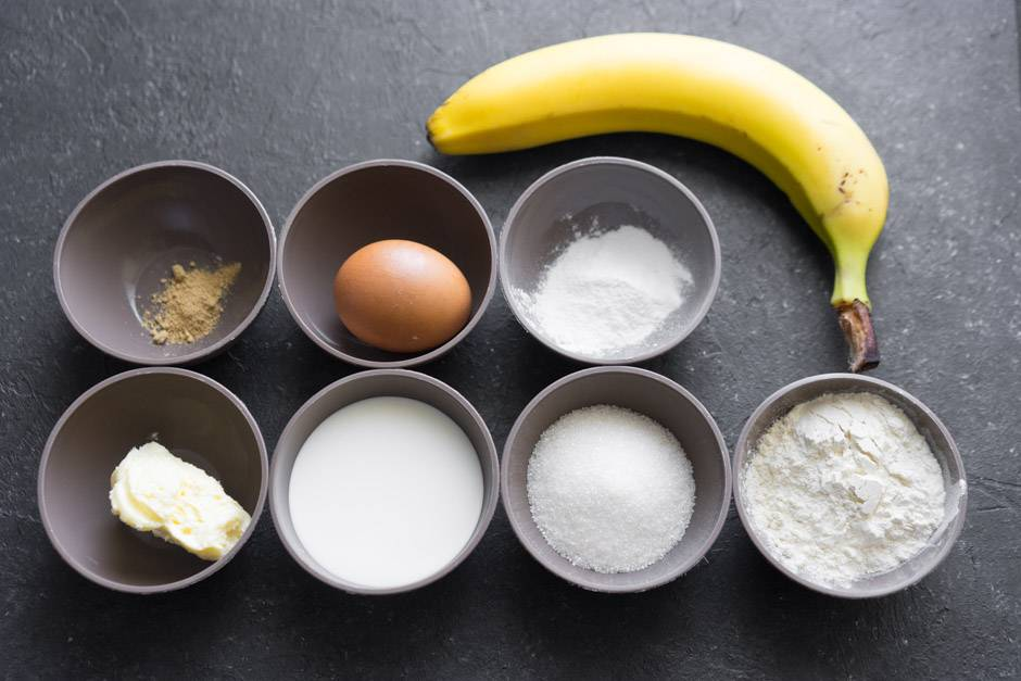 Торт из банана рецепт