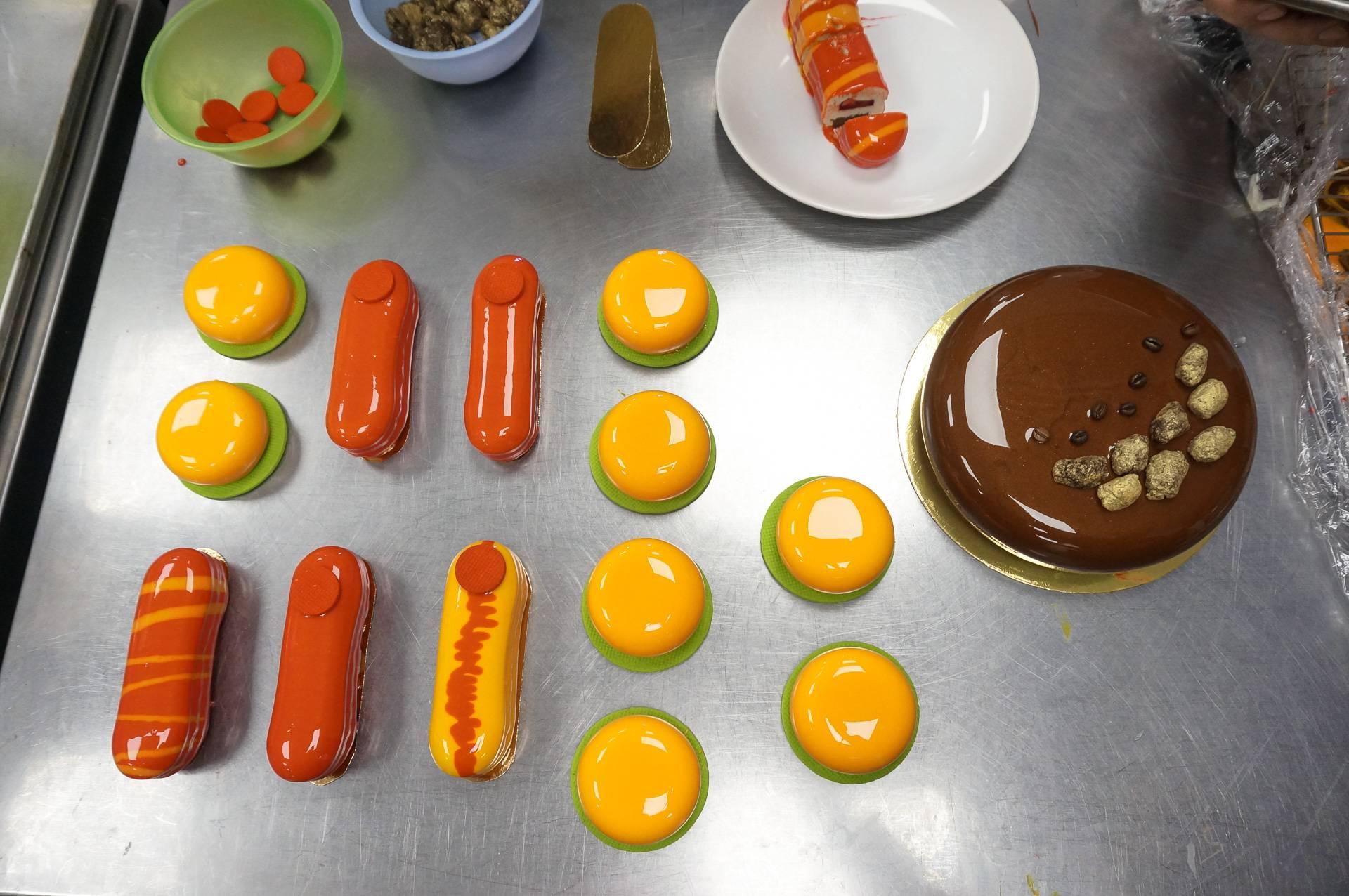 Муссовые десерты (38)
