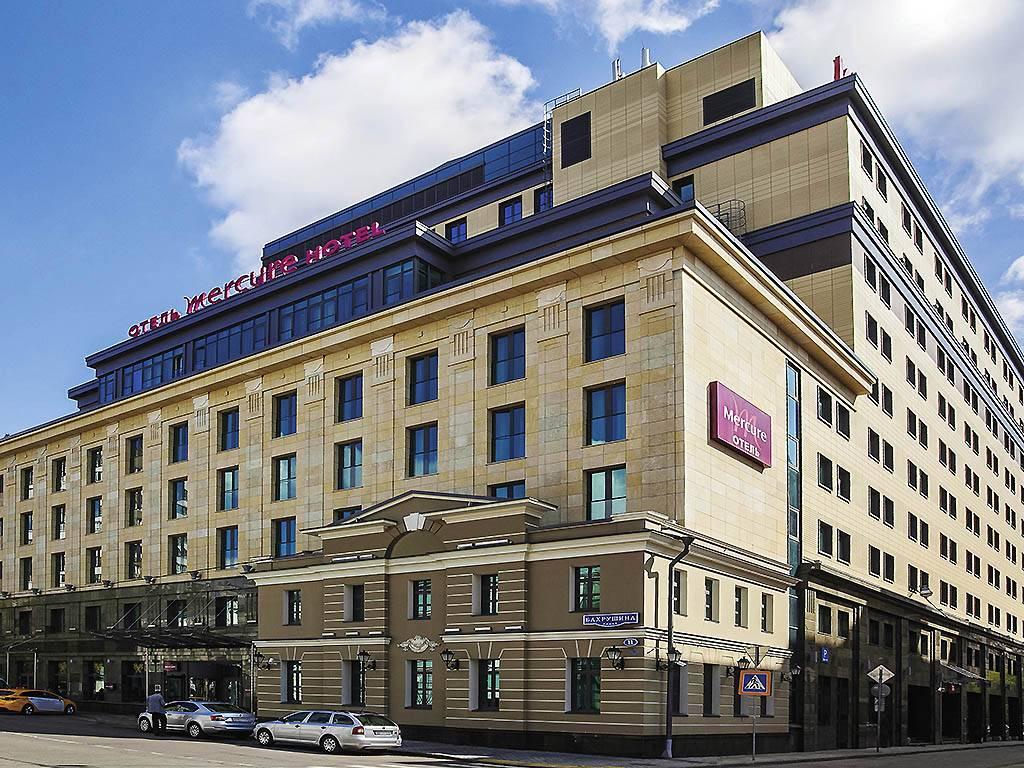 Mercure Moscow Paveletskaya