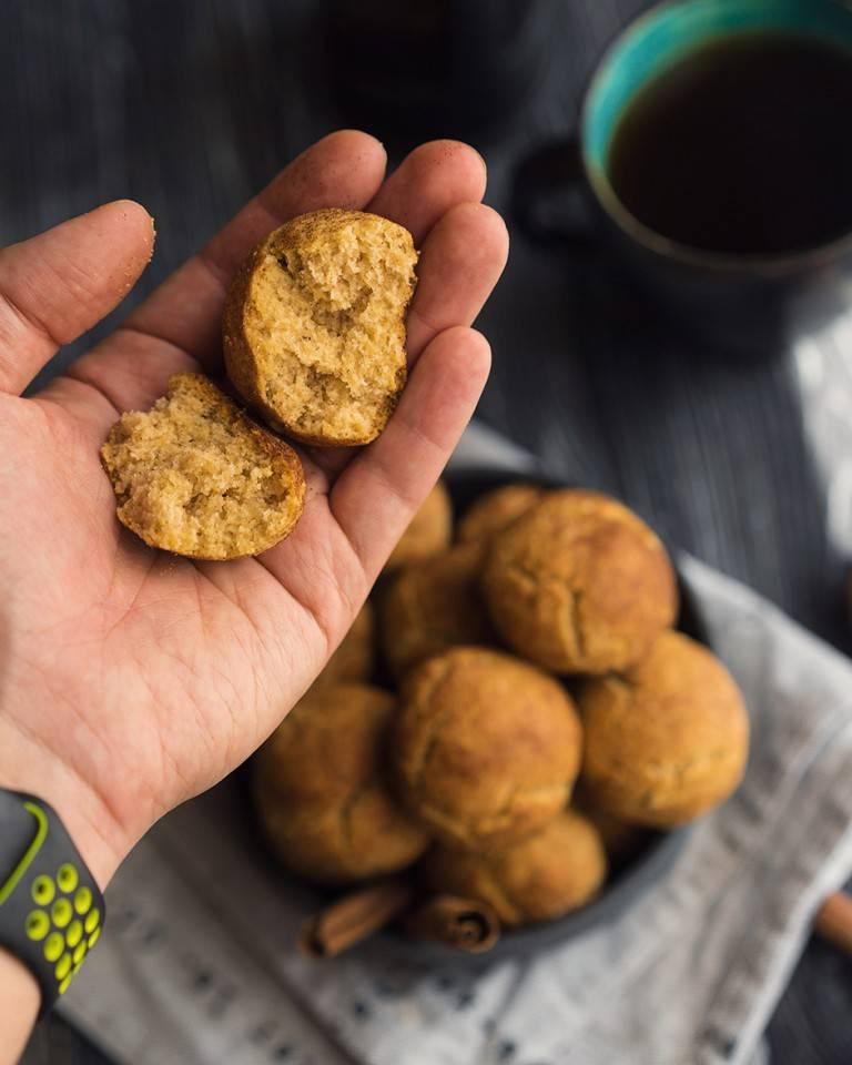 Рецепт быстрого печенья к чаю