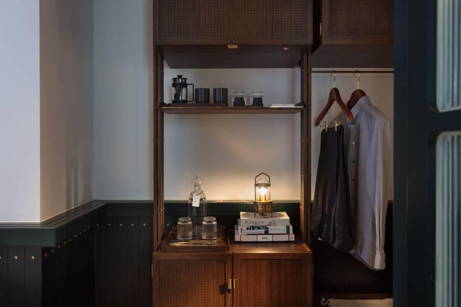34. Room Storage Detail