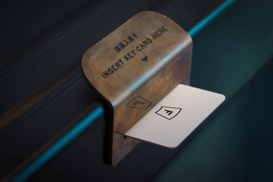 50. Key Card