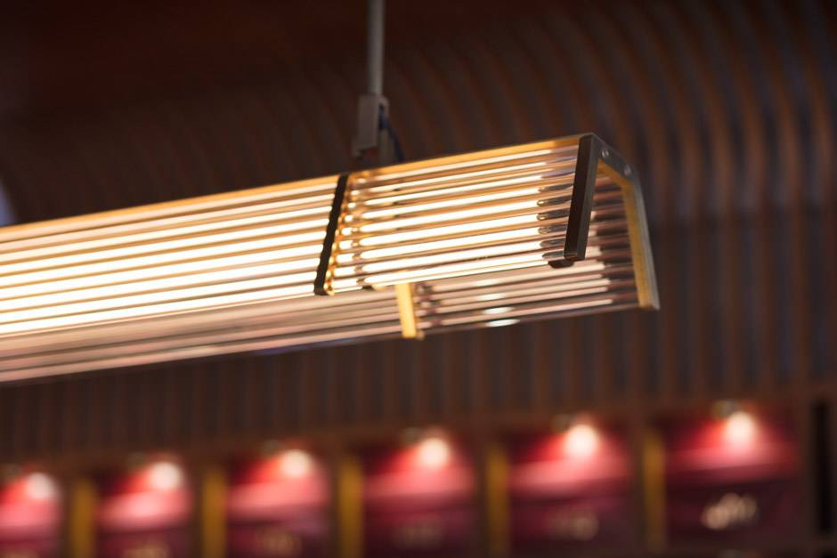 6. Reception Lighting Detail