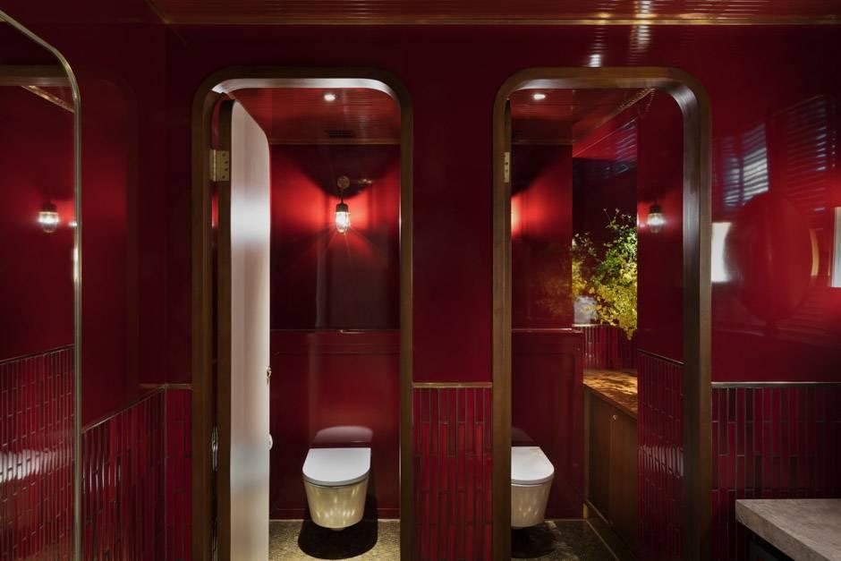 9. Reception Bathroom